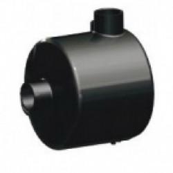 """Separador de aceite 1 14"""" 230mm PARA BOMBA 500 Y 750"""
