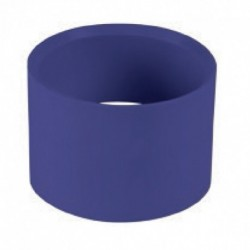 Peso plástico azul