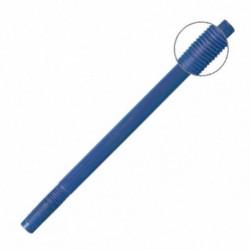 Tubo corto de vacío PVC 7.6*14.5*230mm
