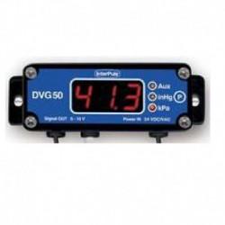 Vacuómetro digital DGV50 010V, 24V