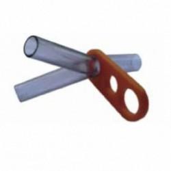 Tubuladora en Y conexión manguera diámetro 16