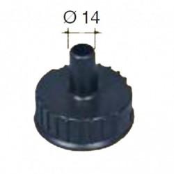 Conexión rápida para adaptador pulsador