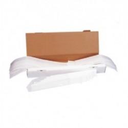 Filtro de leche rectangular 455*57 X250 unds westfalia